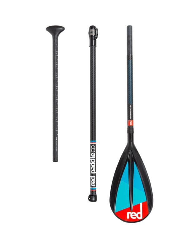 Red Paddle Co Carbon 50 Nylon Midi 3 Part Paddle