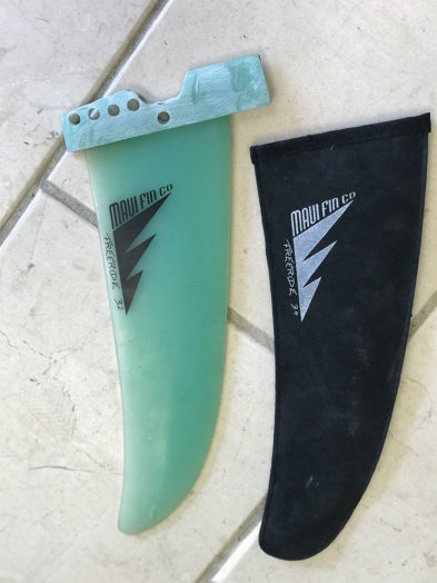 Second Hand Maui Fin Co 32cm Fin Power Box (Needs Barrel Fitting not included)