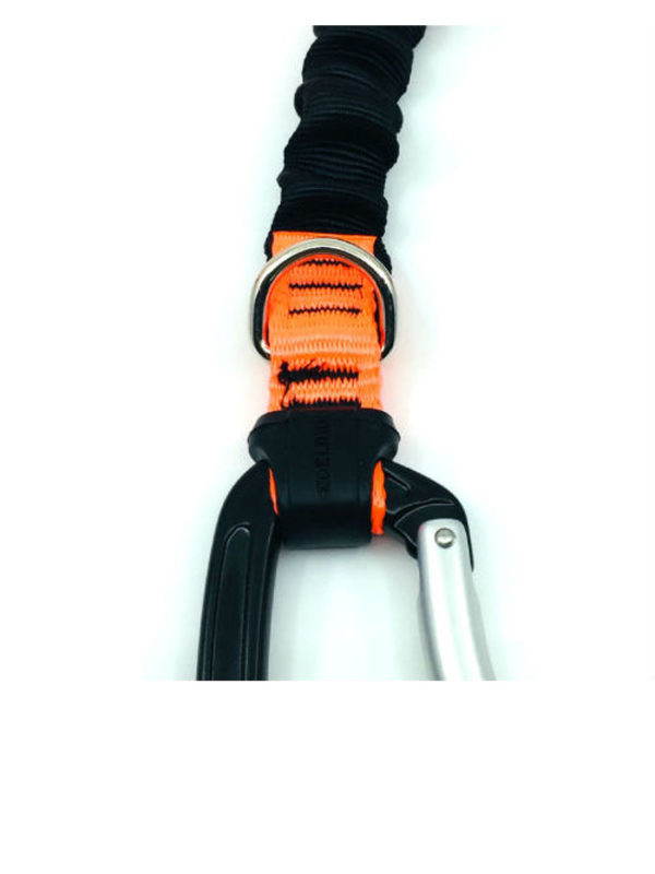 Self Launch by Anchor Point 'Hands Solo' sling and crab by Solo Strap