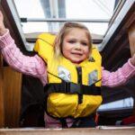 Crewsaver Child Spiral Life Jacket