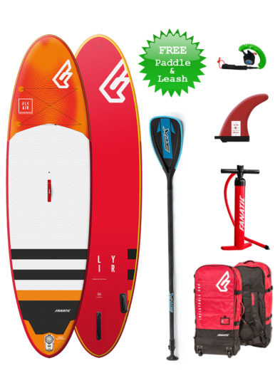 Fanatic Air Premium iSUP Inflatable Paddleboard