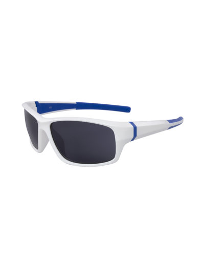 Rocket Childrens Sunglasses - Max White Blue Smoke