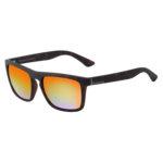 Dirty Dog Sunglasses - Ranger - Satin Tort - Orange Mirror Lens - 53471