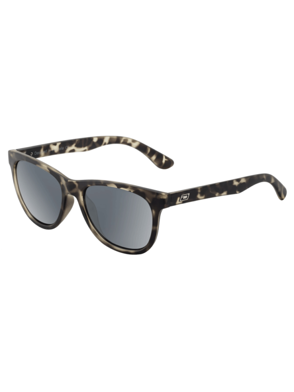 Dirty Dog Sunglasses - Teko - Olive Tort - Grey Polarised Lens - 53498