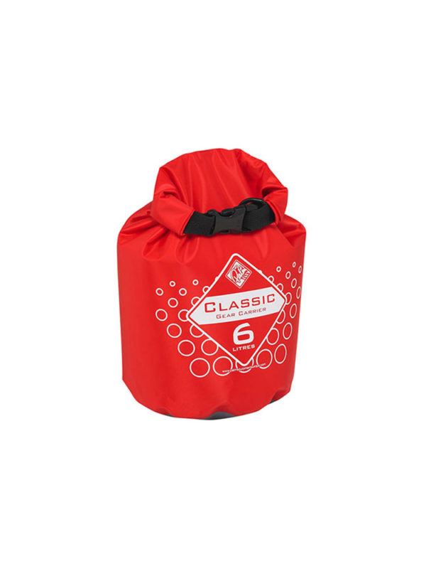 Palm Classic Waterproof Dry Bag Midweight Red 6L