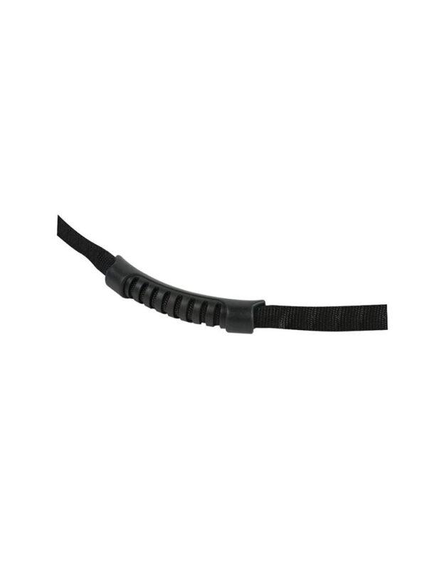 Palm grab handles Pair - black 10252