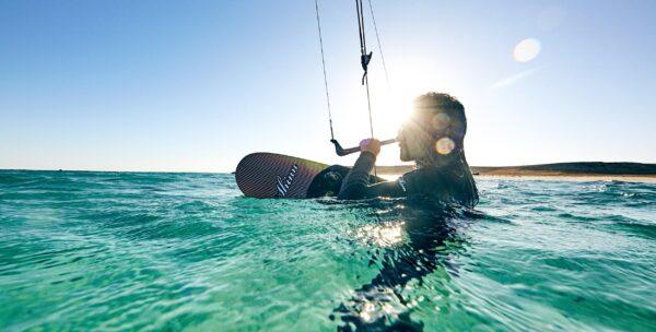 Shinn Jackson Sunburner 2019 Kite Foil Board