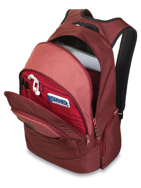Dakine 08210025 Prom Back Pack Bag 25L Burnt Rose