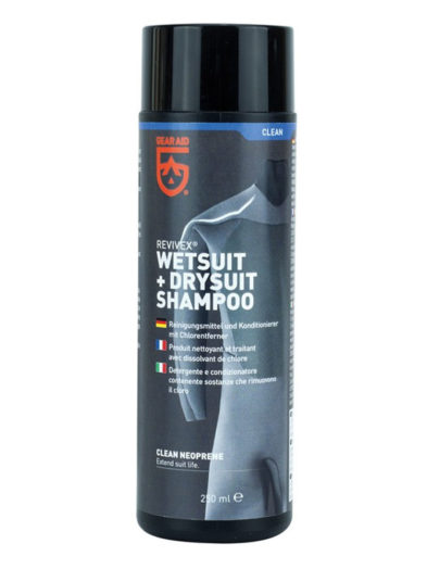 Gear Aid Revivex Wetsuit & Drysuit Shampoo - 250ml Bottle