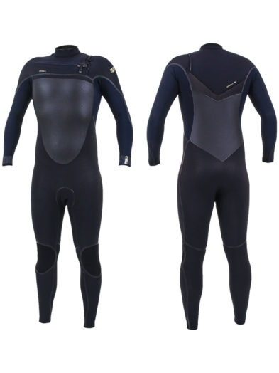 O'Neill Psycho Tech 5/4+mm Mens Winter Wetsuit Black/Abyss 5365