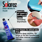 Solarez 1oz Microlite Epoxy Filler Ding Repair