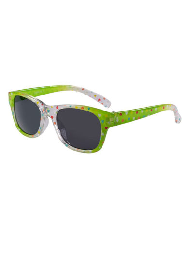 Rocket Childrens Sunglasses - Rocket Daisy Green Smoke