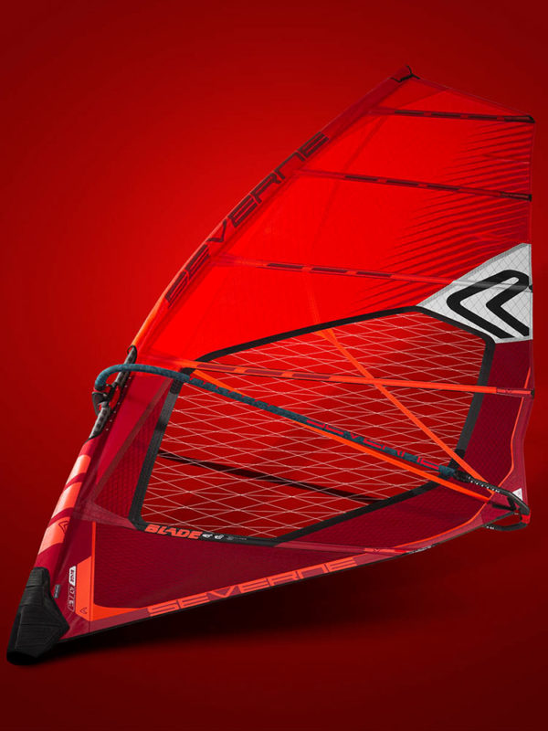 Severne Blade 2020 Windsurfing Sail red