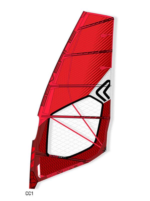 Severne Blade 2020 Windsurfing Sail White