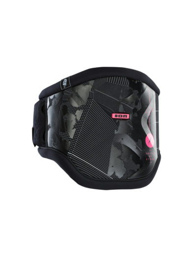 2020 ION Jade 6 Windsurf Waist Harness - Black