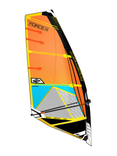 2020 Naish Force 4 - Orange/ Teal