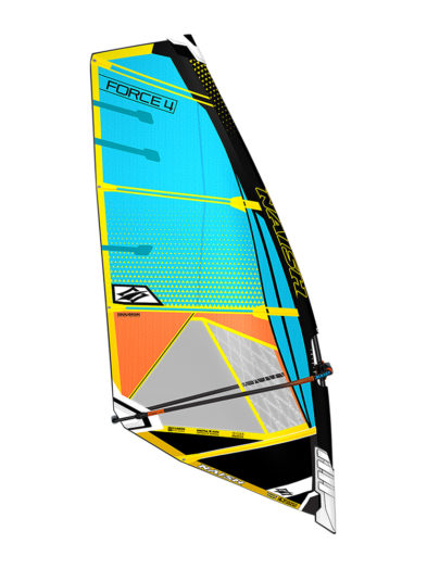 2020 Naish Force 4 - Teal/ Orange