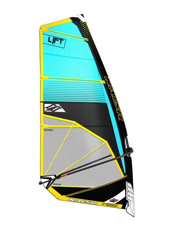 2020 Naish Lift Foiling Sail - Blue/ Black
