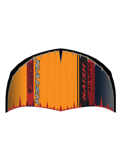 2020 Naish Wing Surfer Wing Quad Tex - Orange