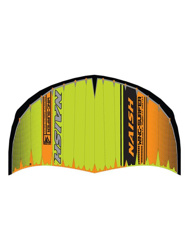 2020 Naish Wing Surfer Wing Quad Tex - Green