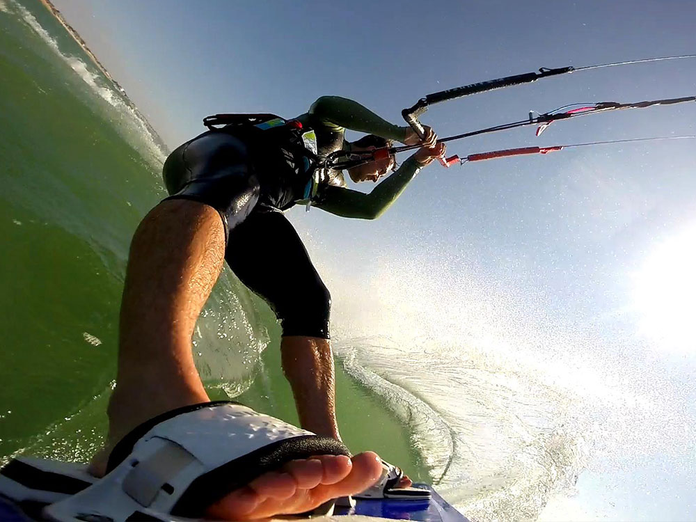 MC - Andy Biggs Watersports Team Riderr