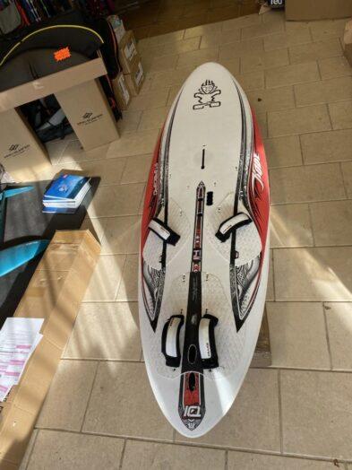 Second Hand Starboard Kode 114L Tuff Skin Windsurfing Board
