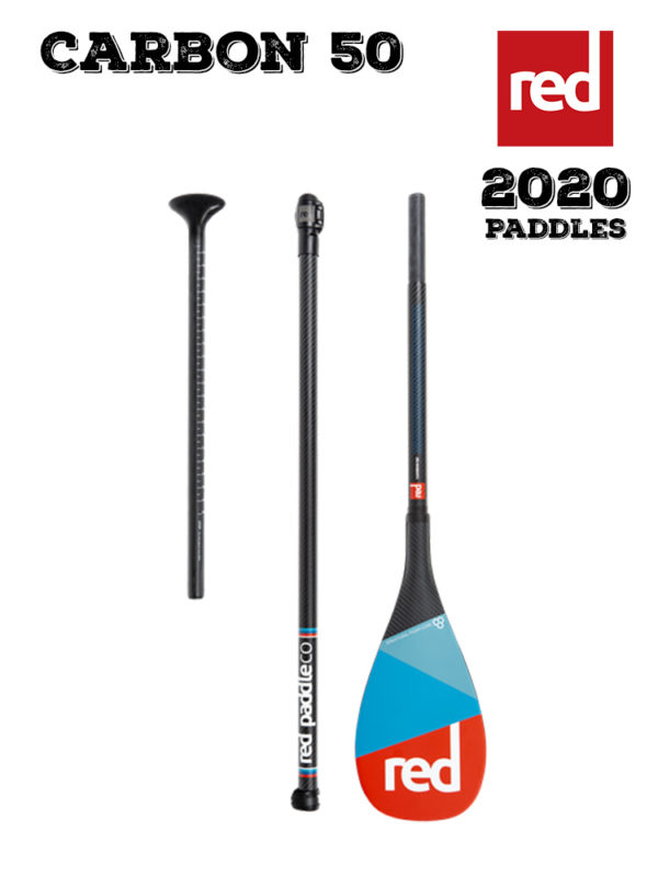 Red Paddle Co 2020 Carbon 50 Paddle
