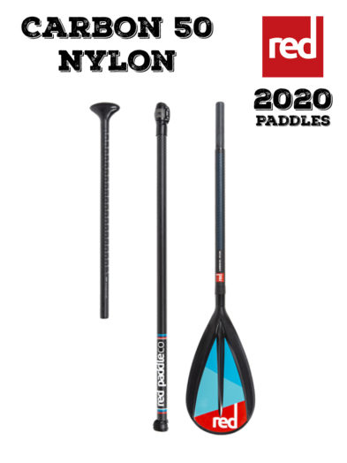 Red Paddle Co 2020 Carbon 50 Nylon Paddle