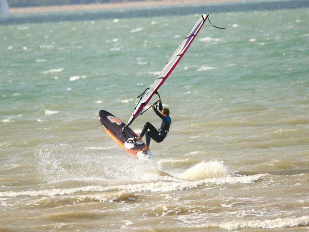 Samuel - Andy Biggs Watersports Team Rider