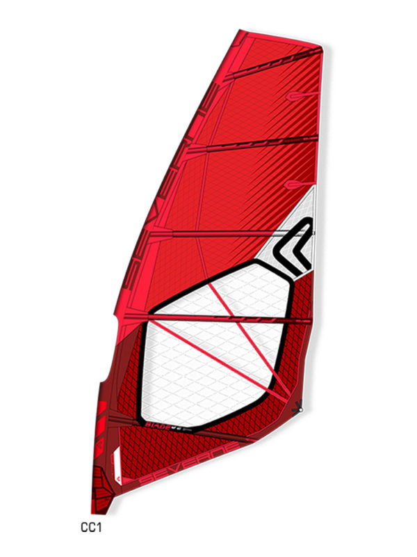 Severne Blade 2020 Windsurfing Sail - Red