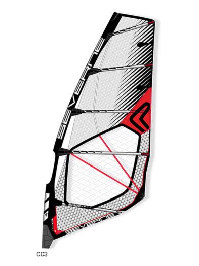 Severne Blade 2020 Windsurfing Sail - White