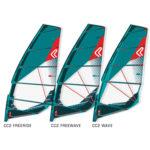 Severne Gator 2020 Windsurfing Sail - Blue