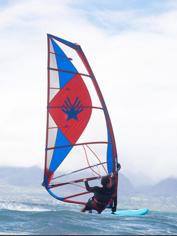 2019 Ezzy Cheetah Fast Freeride Windsurfing Sail - Red