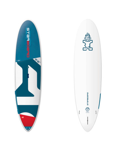 "2020 Starboard Blend Element 9'8"" x 30"" Lite Tech Paddleboarding SUP"