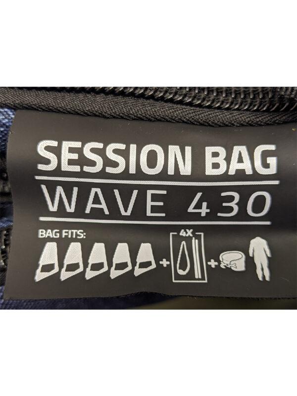 Prolimit Windsurfing Session Bag Wave Label