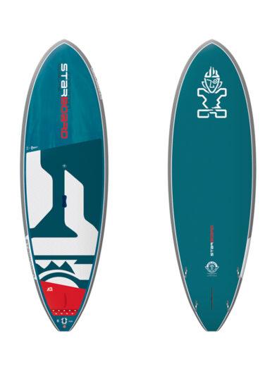2020 Starboard Wide Point Starlite 8'10