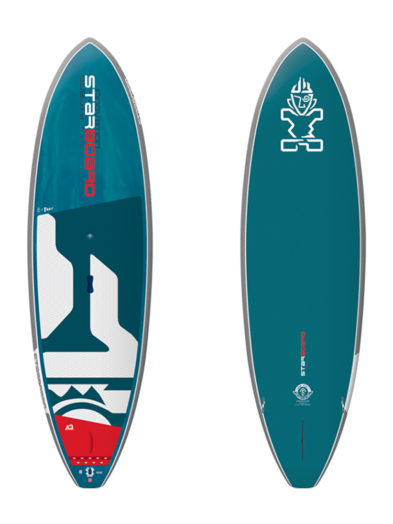 "2020 Starboard Wide Point Starlite 9'5"" X 32"" Starlite"
