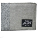 Animal Wallet - Grey