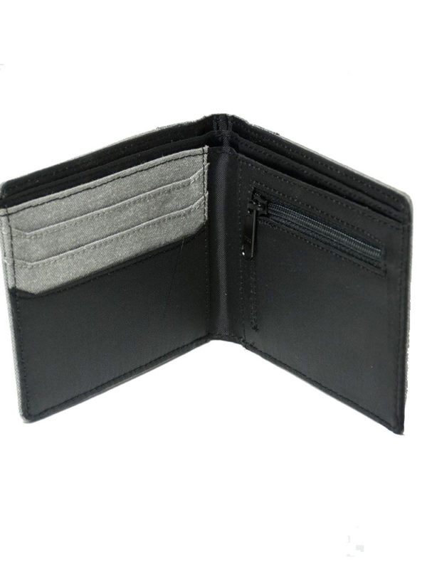 Animal Wallet Inside - Grey