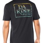 Dakine Classic Swell Short Sleeve Tech T-Shirt - Black