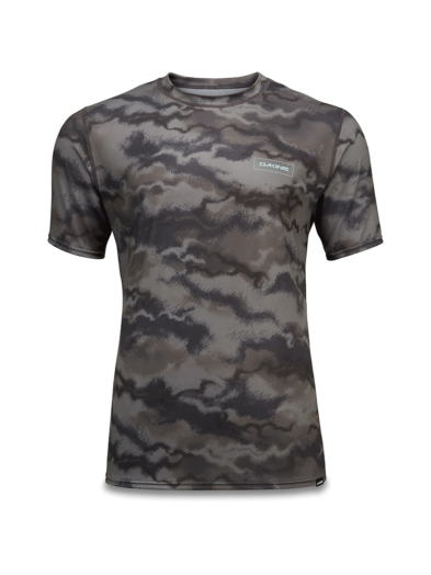 Dakine Heavy Duty Loose Fit Short Sleeve Surf Shirt - Dark Ashcroft Camo