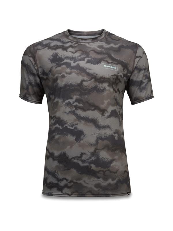 Dakine Heavy Duty Loose Fit Short Sleeve Surf Shirt - Dark Ashcroft Camo
