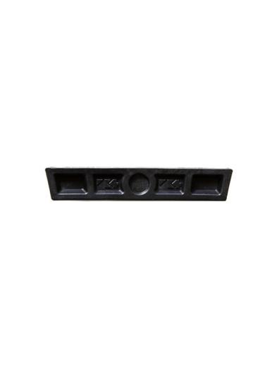 K4 MT Blanking Plate - Black