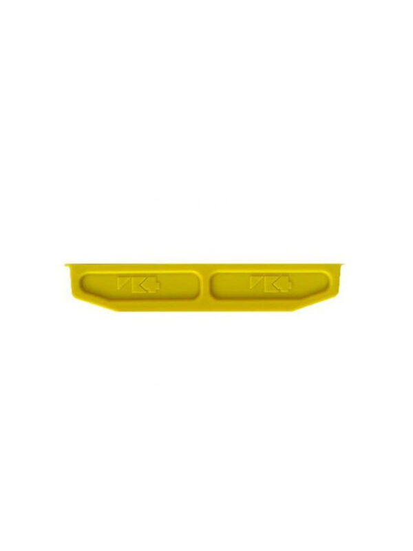 K4 SB Slot Box Blanker - Yellow