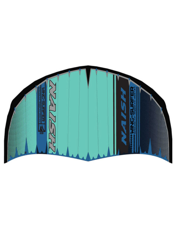 2020 Naish Wing-Surfer D2 Turquoise Blue Grey