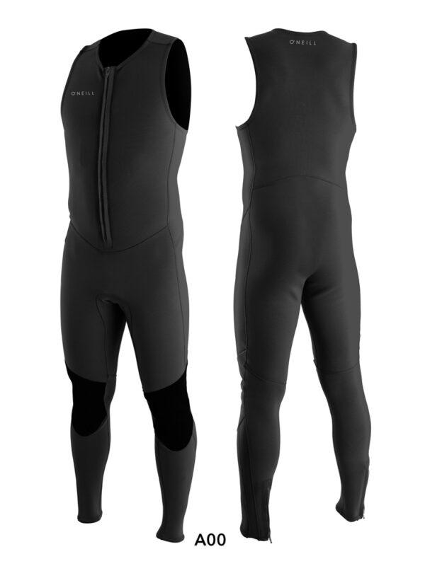O'Neill Reactor 2 Front Zip Sleeveless 1.5mm Wetsuit