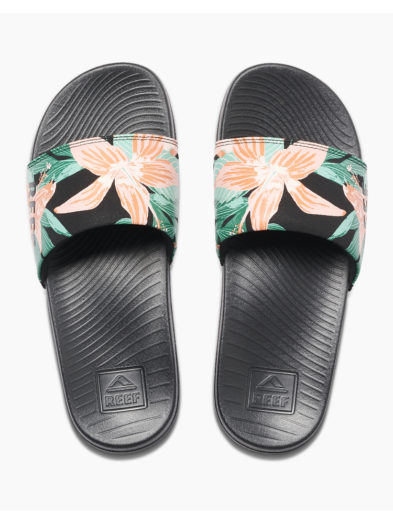Reef Ladies One Slide RF0A3YN7 Hibiscus