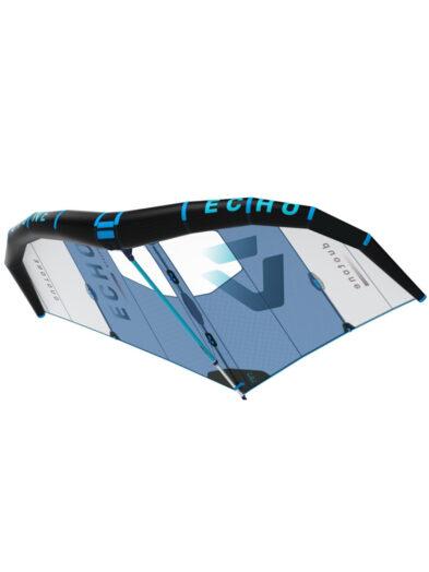2020 Duotone Echo Wing 5m - Blue Grey