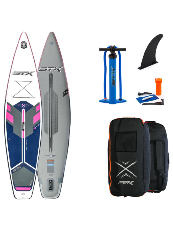 """2020 STX 11'6""""X 32"""" Pure Tourer SUP Package"""
