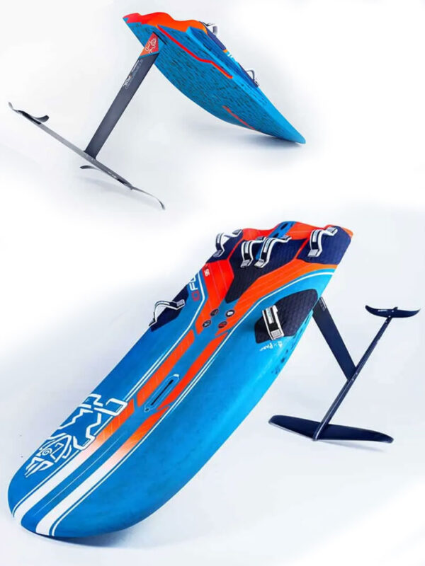 iQFOIL THE OFFICIAL 2024 OLYMPIC WINDSURFING CLASS Board Only